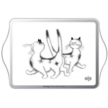 Vide-poches - La pimbêche - Chats Dubout