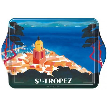 Vide-poches - Vue aérienne de Saint-Tropez - Ville de Saint-Tropez